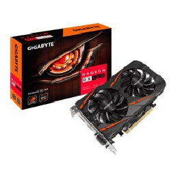VGA GIGABYTE AMD RADEON RX 560