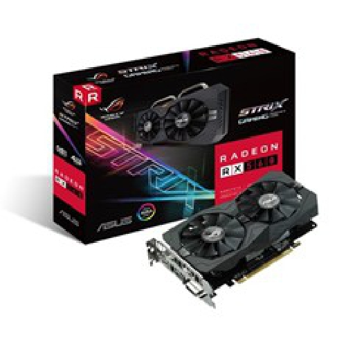 VGA ASUS AMD ROG STRIX-RX560-4G-GAMING 4GB