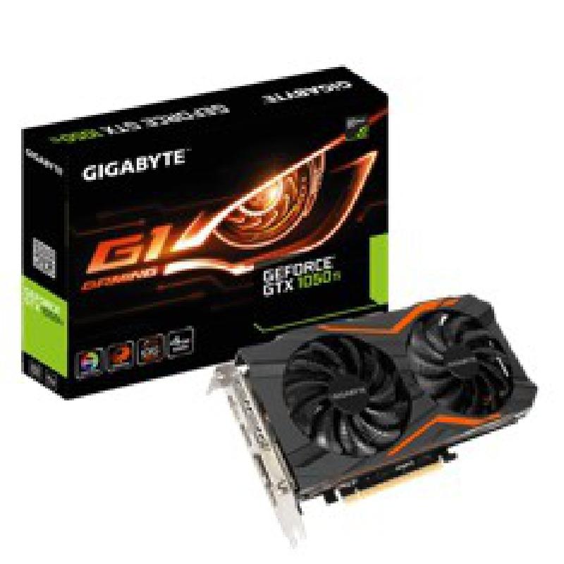 VGA GIGABYTE NVIDIA G-FORCE GTX 1050TI-G1