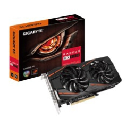 VGA GIGABYTE AMD RADEON RX 570