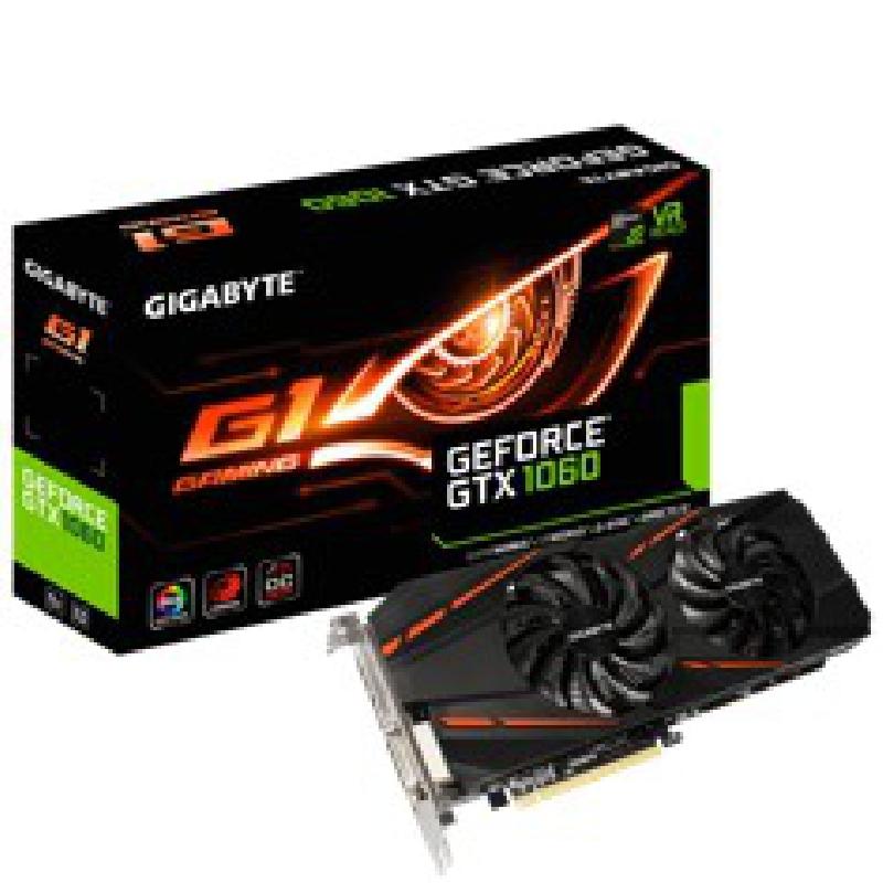VGA GIGABYTE NVIDIA G-FORCE GTX 1060-G1