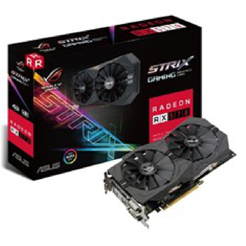 VGA ASUS AMD ROG STRIX-RX570-4G-GAMING 4GB