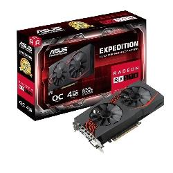 VGA ASUS AMD RADEON EX-RX570-O4G 4GB