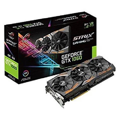 VGA ASUS NVIDIA ROG STRIX-GTX1060-O6G-GAMING 6GB