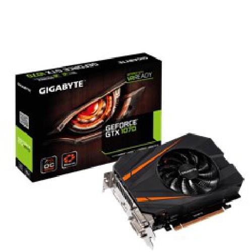 VGA GIGABYTE NVIDIA G-FORCE GTX 1070-IX-OC