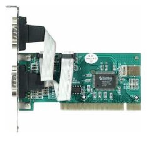 TARJETA SERIE X2 + PARALELO PCI