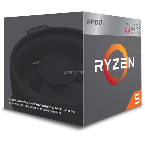 MICRO. PROCESADOR AMD RYZEN 5 2400G