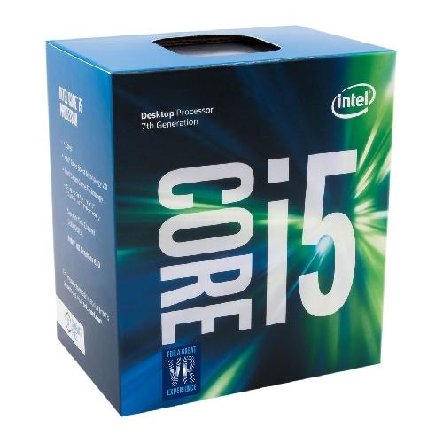 MICRO. INTEL i5 7500 LGA1151 7ª