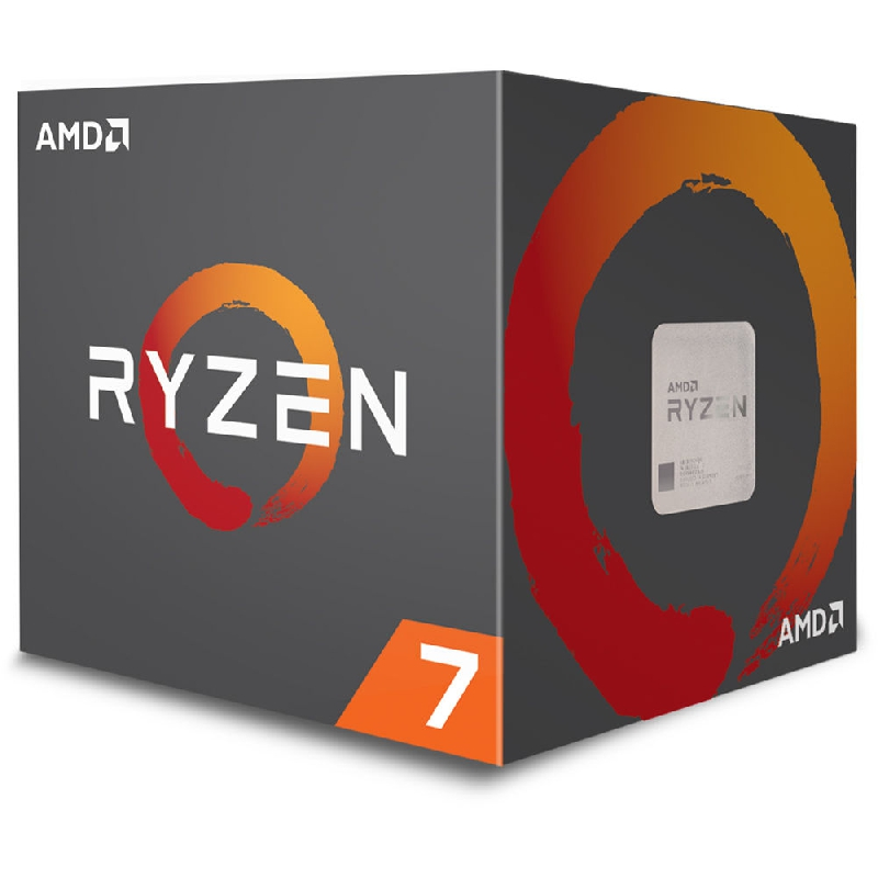 MICRO. PROCESADOR AMD RYZEN 7 2700