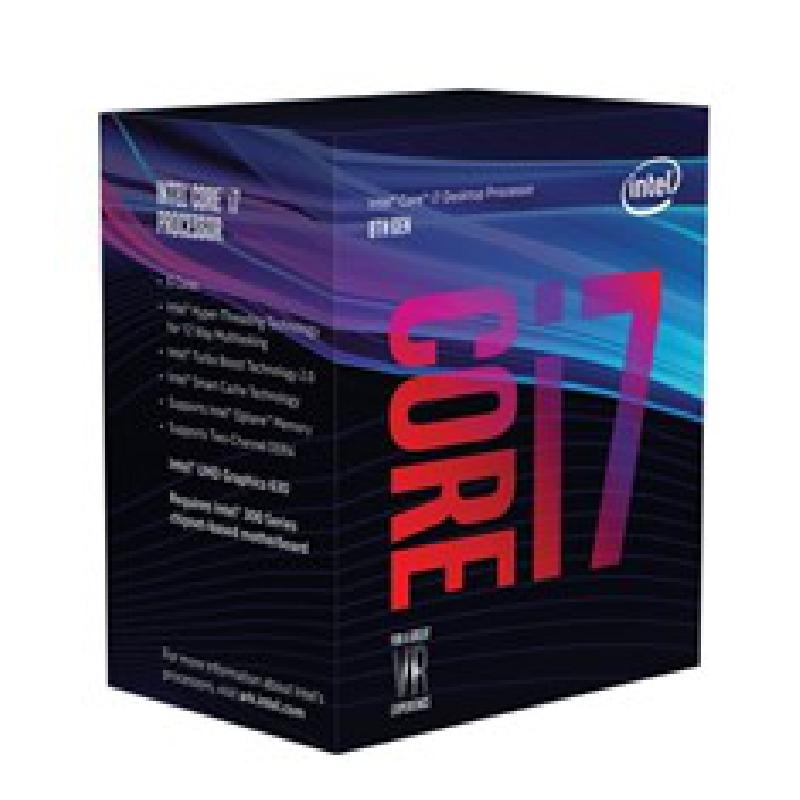 MICRO. INTEL i7 8700 LGA 1151