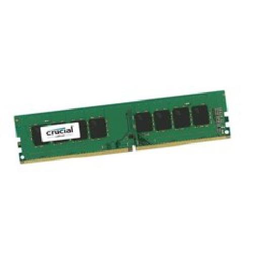 MEMORIA DDR4 16GB CRUCIAL UDIMM 2666