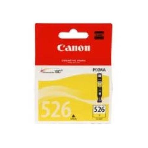 Cartucho tinta canon cli 526 amarillo