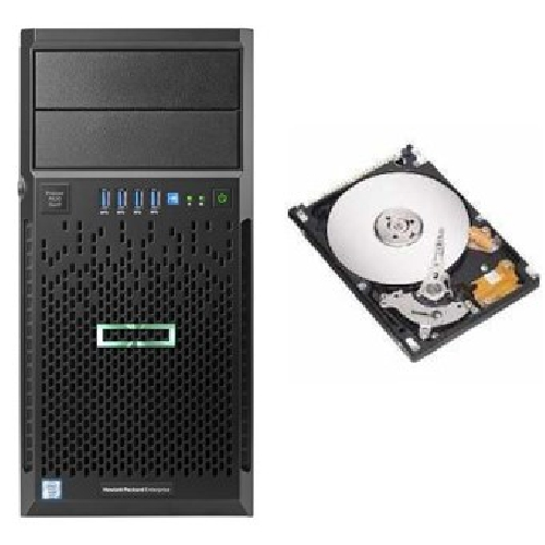 SERVIDOR HPE PROLIANT ML30 P03704-425 8GB