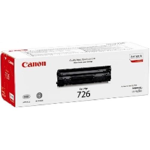 Toner canon crg 726 negro 2100