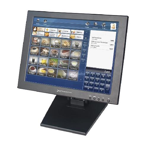 Monitor tft led 15pulgadas tactil tpv