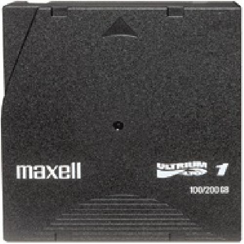 CINTA DATOS MAXELL LTO 100GB NORMALES