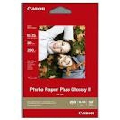 PAPEL CANON FOTOGRAFICO 10X15 BRILLO PP-201
