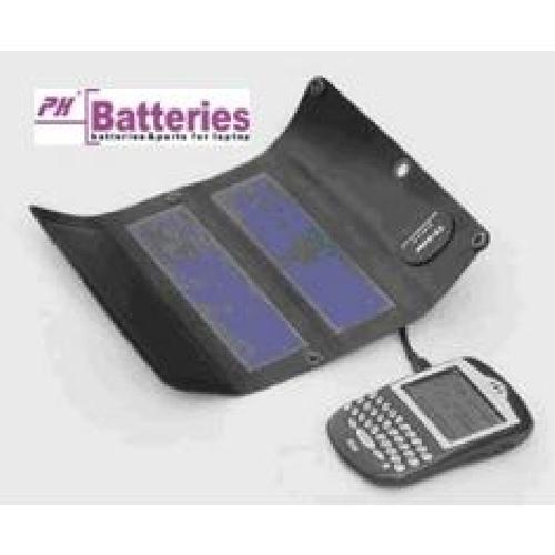 CARGADOR SOLAR PHBATTERIES SMARTPHONES PDA IPOD