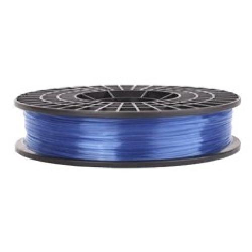 Filamento pla impresora 3d - gold translucido azul