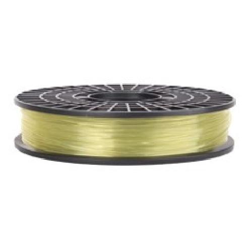 Filamento pla impresora 3d - gold translucido amarillo