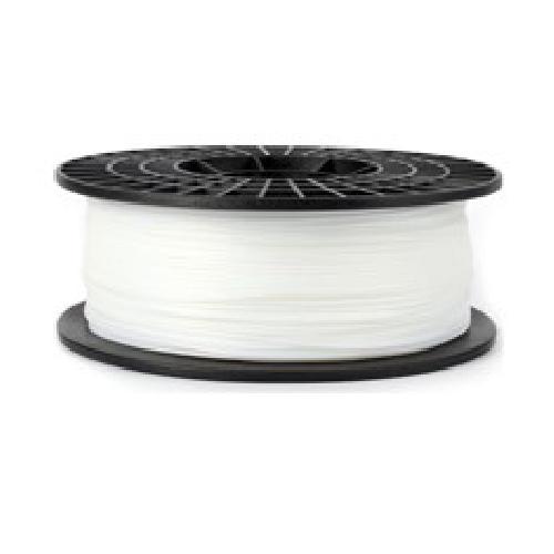 Filamento impresora 3d - gold flexible blanco 1.75mm