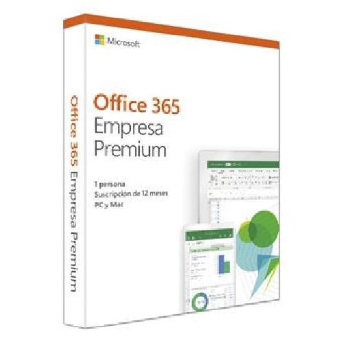 OFFICE 365 BUSINES PREMIUM EMPRESAS SUSCRIPCION