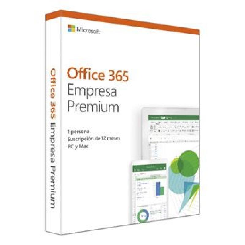 OFFICE 365 BUSINES PREMIUM EMPRESAS SUSCRIPCION