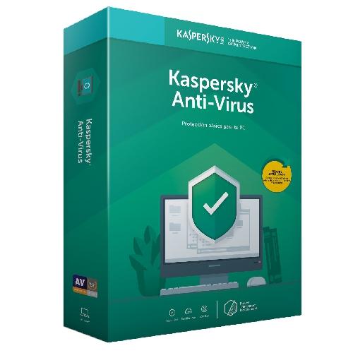 ANTIVIRUS KASPERSKY KAV 2019 1 LICENCIA