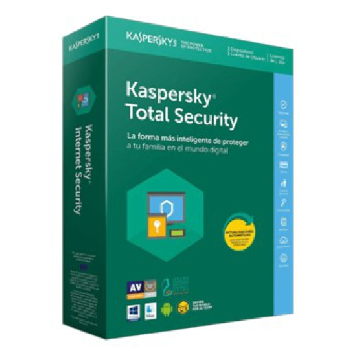 ANTIVIRUS KASPERSKY TOTAL SECURITY 2018 3