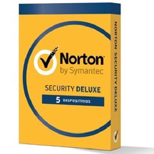 ANTIVIRUS NORTON SECURITY DELUXE 5 DEVICES