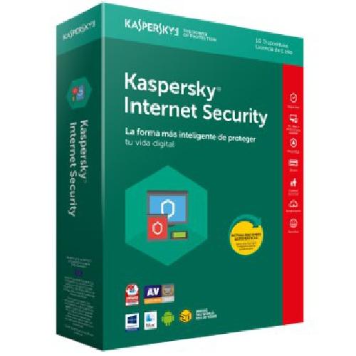 ANTIVIRUS KASPERSKY INTERNET SECURITY 2018 10