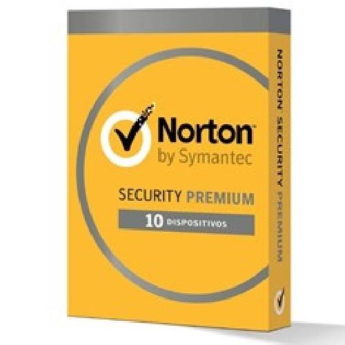 ANTIVIRUS NORTON SECURITY PREMIUM 10 DEVICES