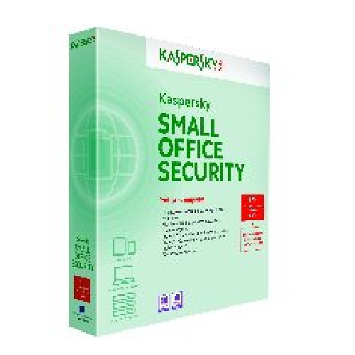 ANTIVIRUS KASPERSKY SMALL OFFICE SERVIDOR +