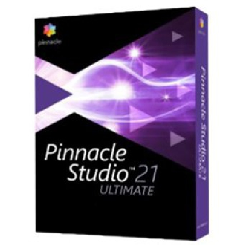 SOFTWARE EDICION VIDEO PINNACLE STUDIO V21