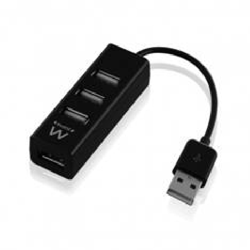 HUB USB EWENT 4 PUERTOS USB