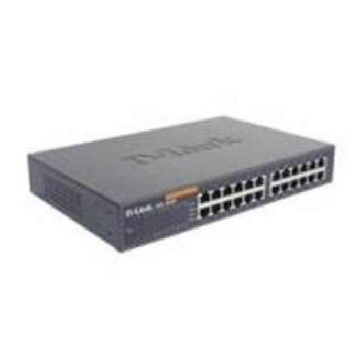 SWITCH D-LINK SOHO DES-1024D 24 puertos