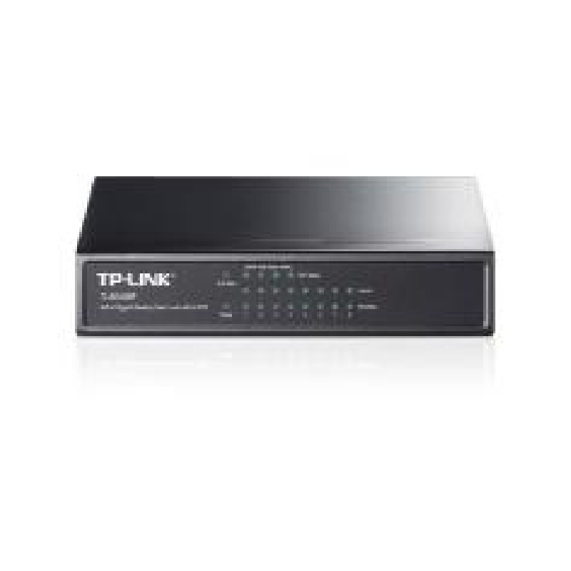 SWITCH 8 PUERTOS 10 100MBPS CON