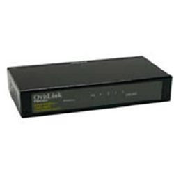 Switch 4 puertos rj45 10 100