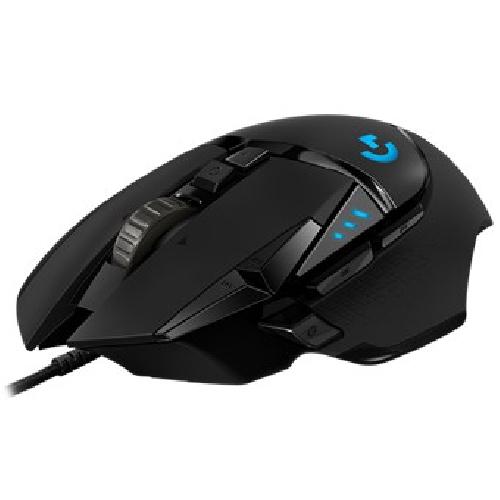 Mouse raton logitech g502 hero optico