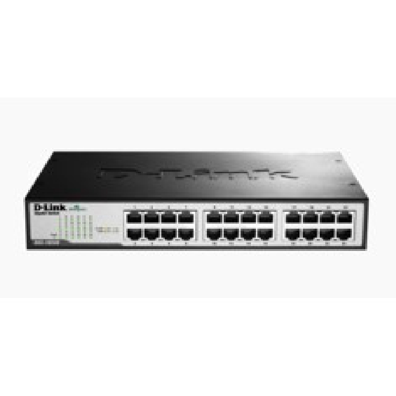 Switch d - link 24 ptos 10 100