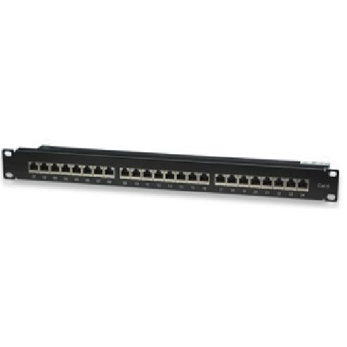 Patch panel wp 1u stp cat6