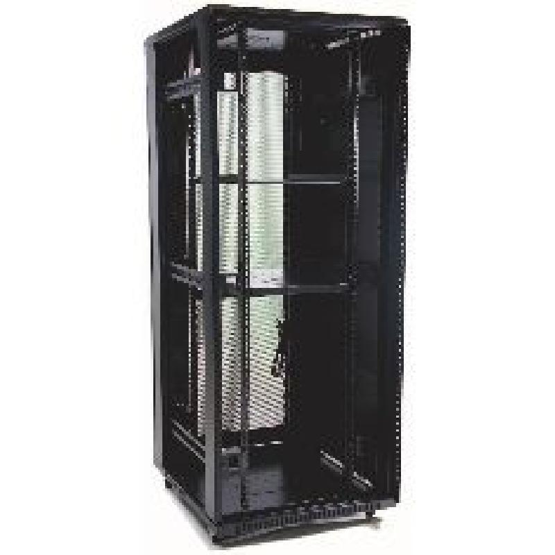 Armario rack 42u 2.05x600x1000 con accesorios