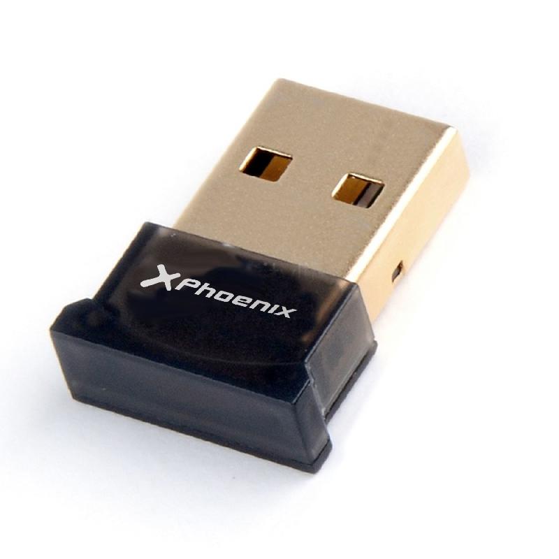 Adaptador bluetooth 4.0 phoenix phusbbtadapter nano