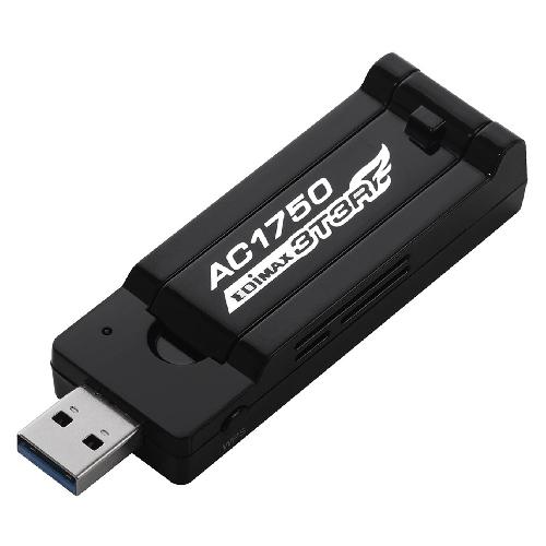 ADAPTADOR WIFI USB 3.0 EDIMAX AC1750