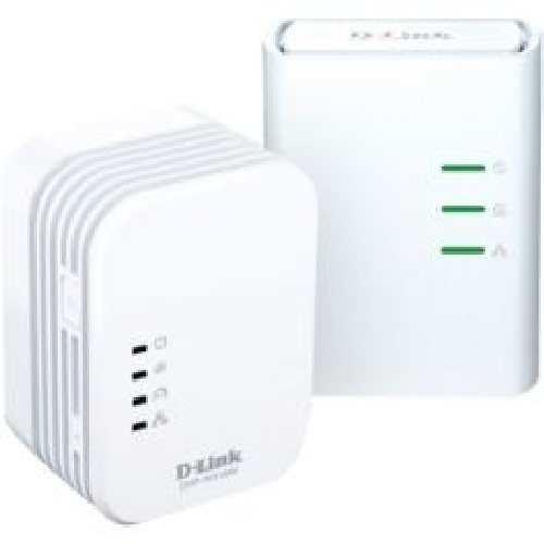 KIT 2 POWERLINE 500M HOME AV