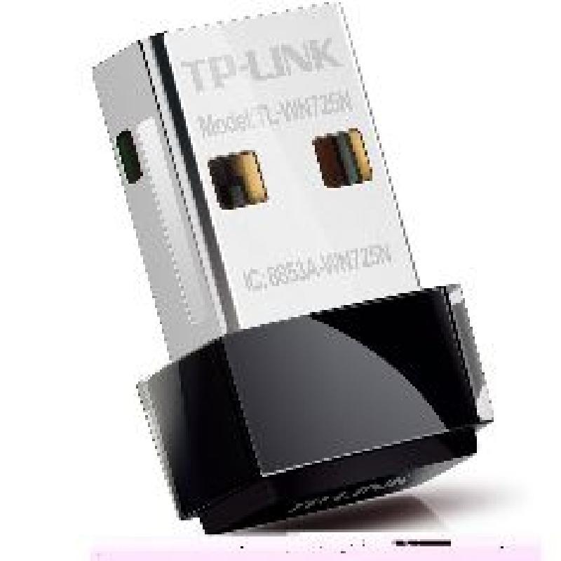 ADAPTADOR USB 2.0 WIFI 150 MBPS