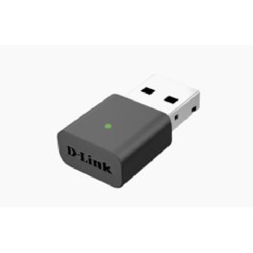Adaptador usb inalambrico 300 mbps d - link