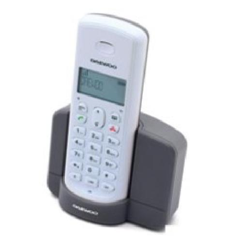 TELEFONO INALAMBRICO DECT DAEWOO DTD-1350B GRIS
