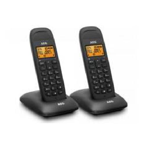 TELEFONO INALAMBRICO AEG VOXTEL D85 TWIN