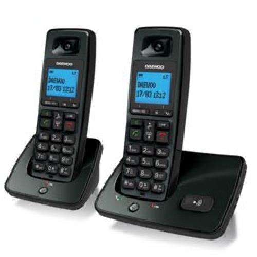 TELEFONO INALAMBRICO DECT DAEWOO DTD-4100 DUO